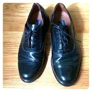 Bostonian Classic black leather shoe